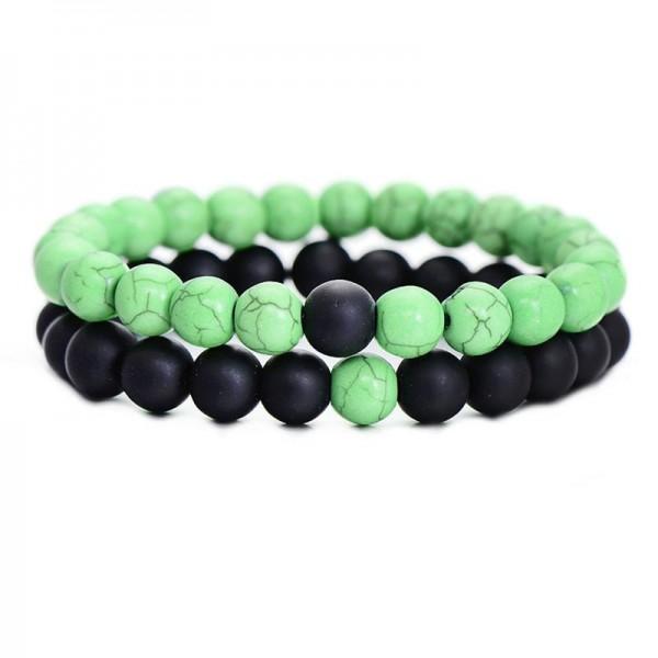 Lime Distance Bracelets