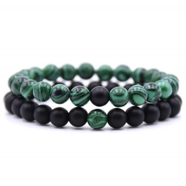 Jade Distance Bracelets