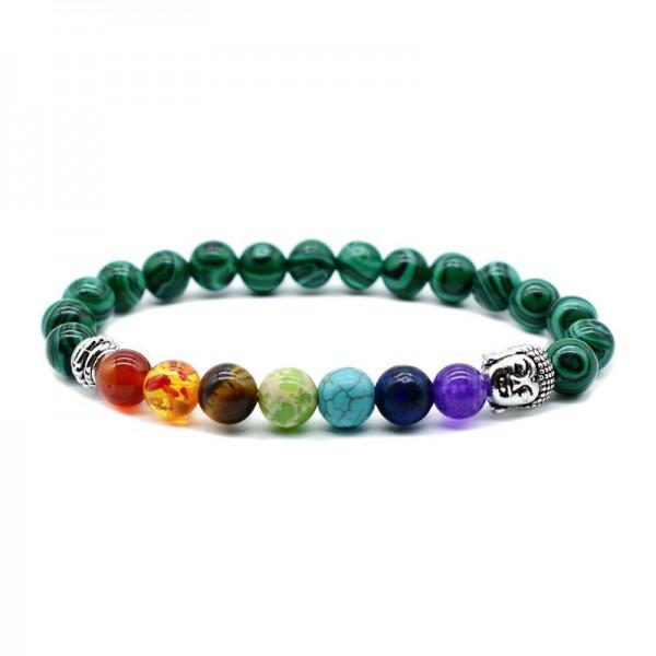 Elemental Energy Buddha Elastic Bracelet