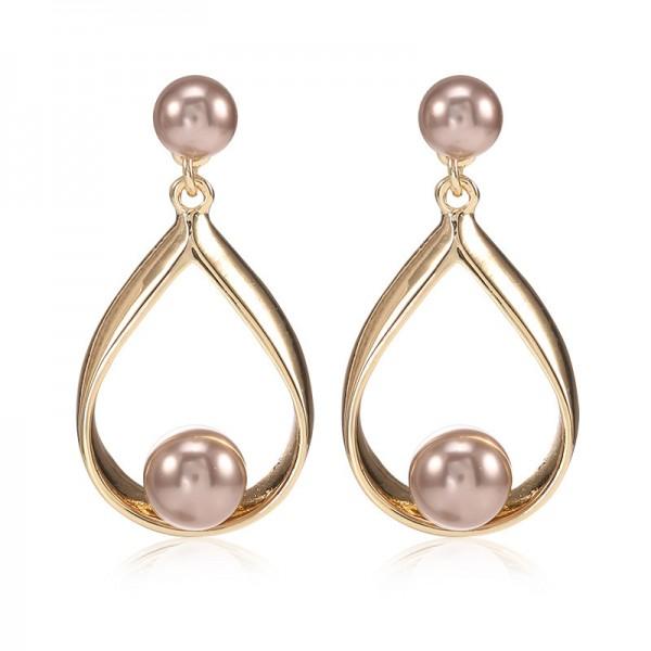 2018 Best Seller New Style Pearl Earrings