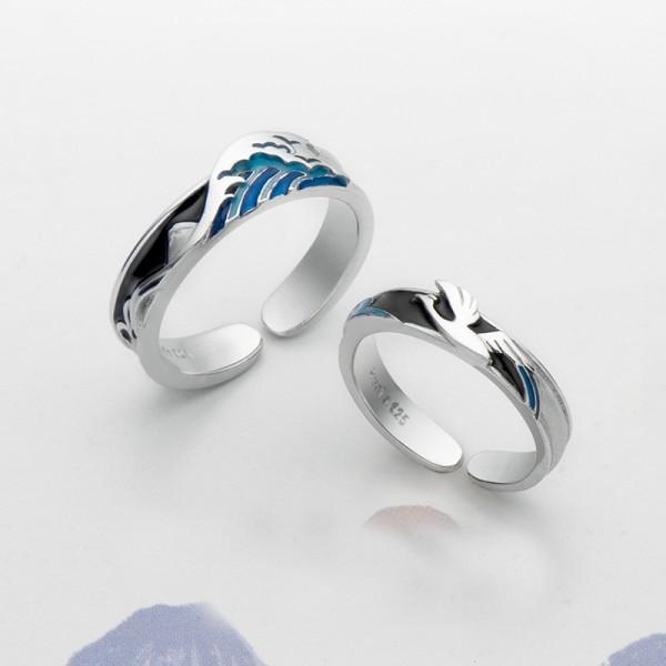 Original Mysterious Romantic Lovers Ring