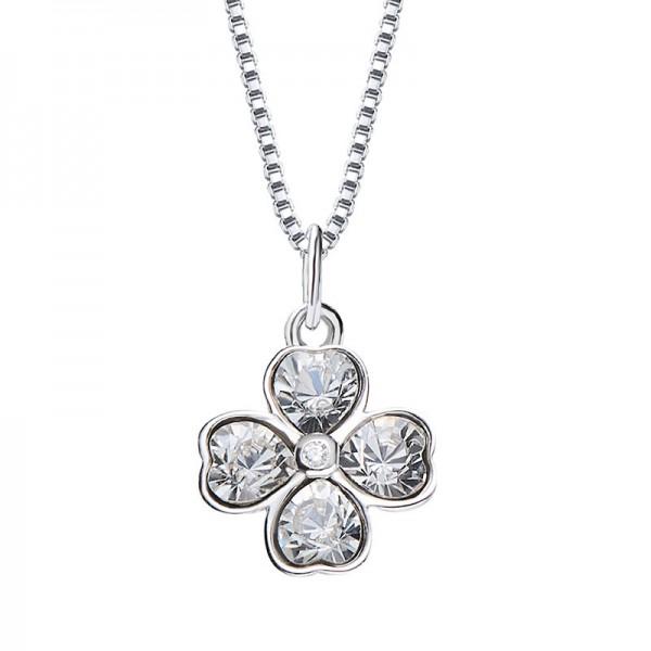 S925 Clover Necklace